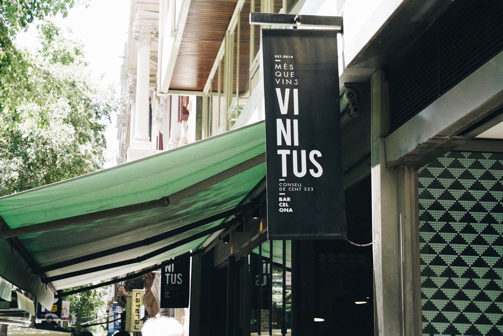 Lunch break at  Vinitus
