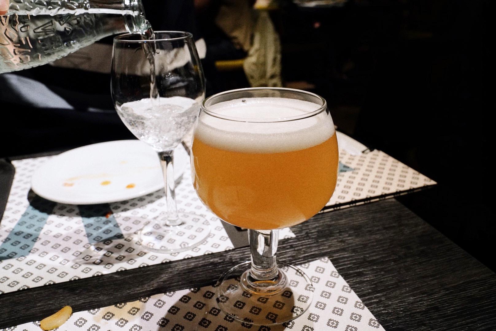 Lemon Beer (레몬맥주)