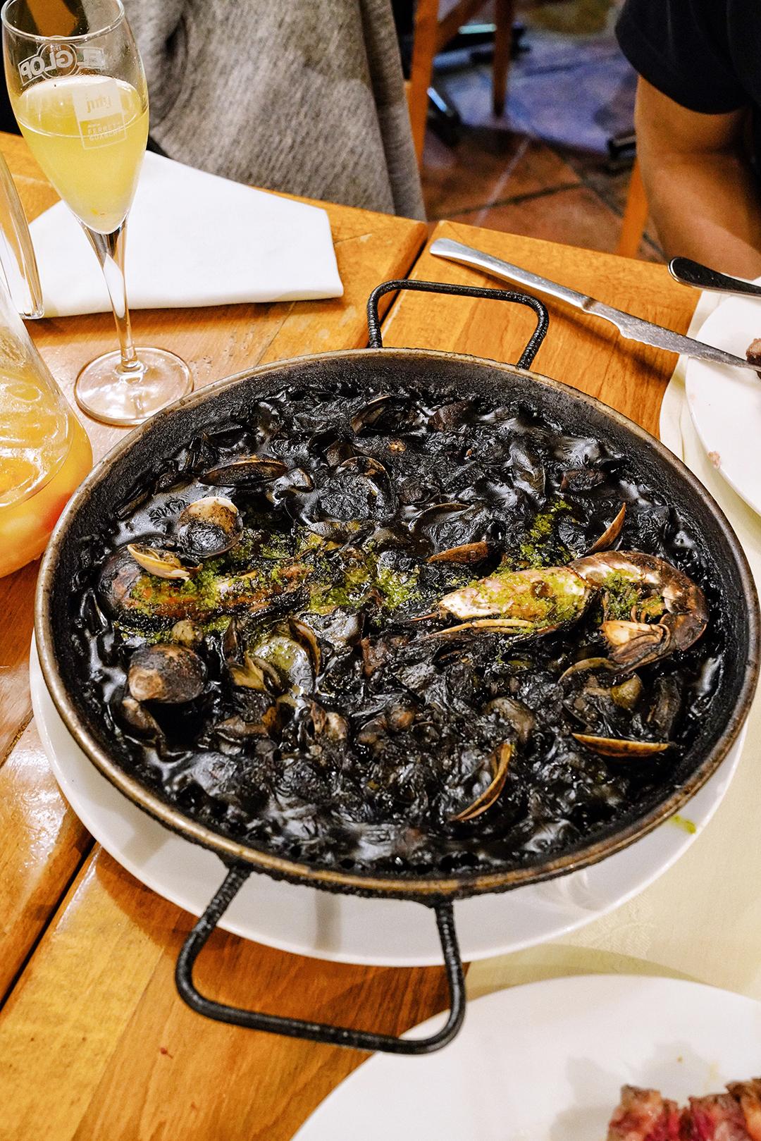 Dinner at  El Glop Barcelona