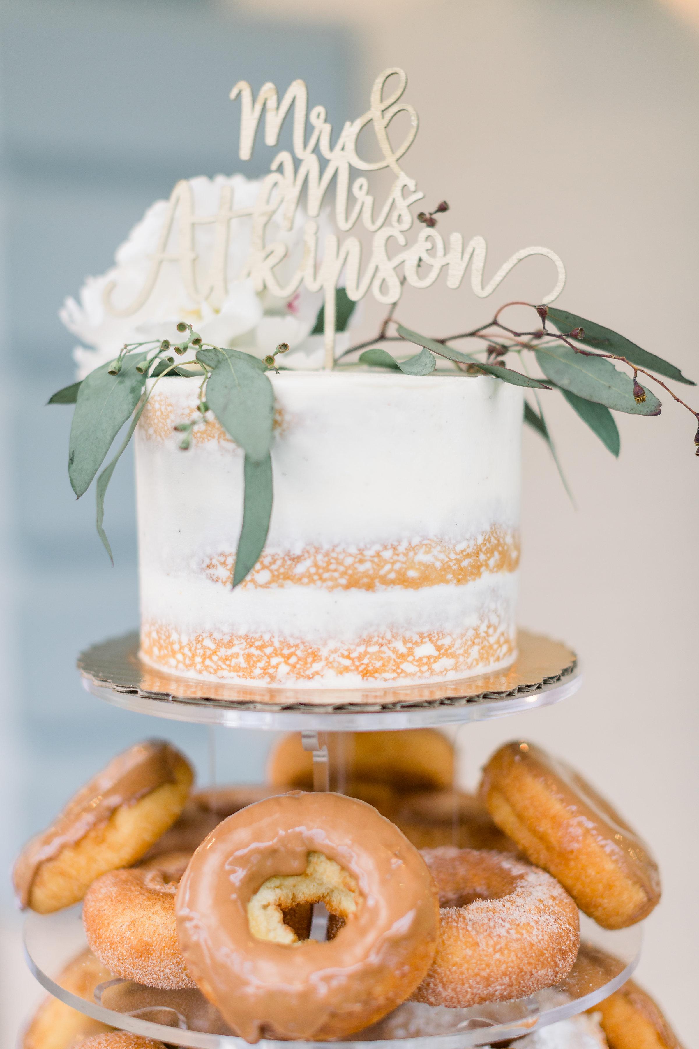 Sarah Canning Photography / doughnuts by Beiler's