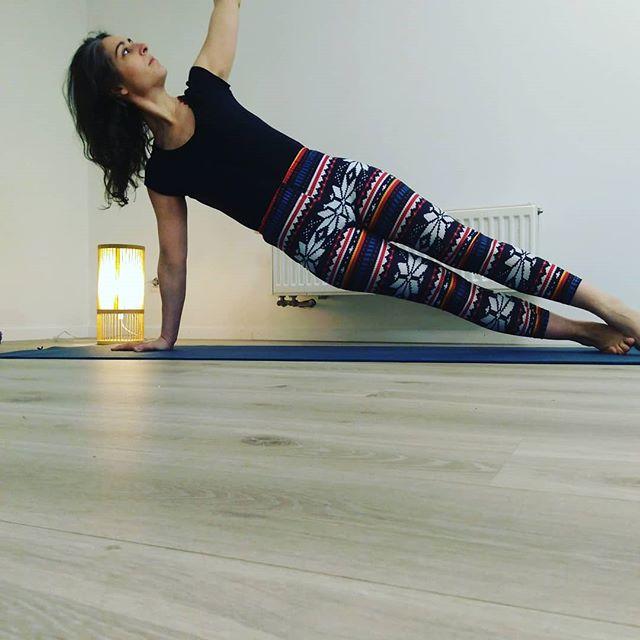 Vanavond Hatha Marma Yoga 20u15!