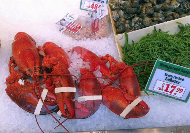 meg-made: Grilled garlic/chilli/parsley butter lobster Gordon Ramsay