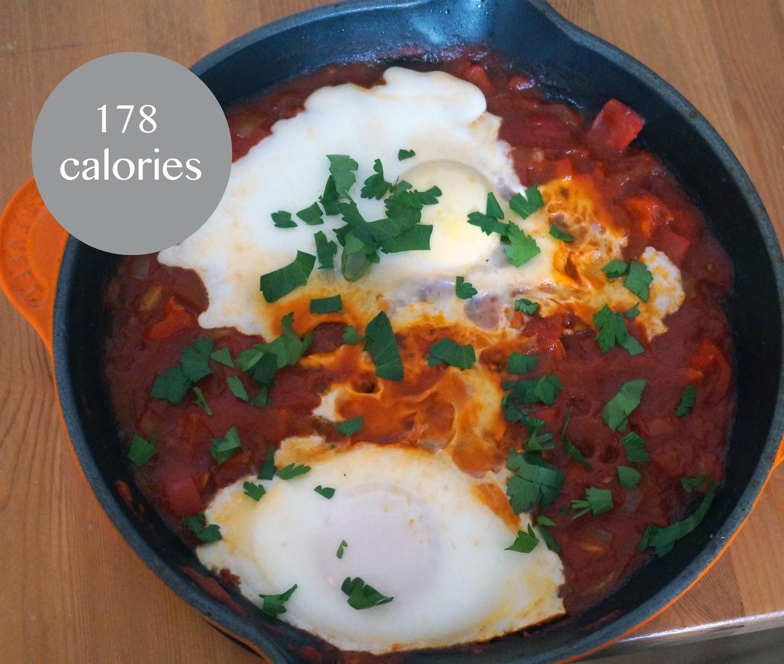 meg-made: Fast Diet recipe Shakshuka