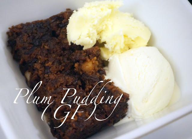 meg-made: Gluten Free Plum Pudding