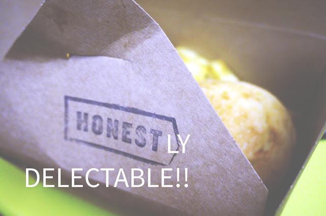 meg-made: Honest Burger review