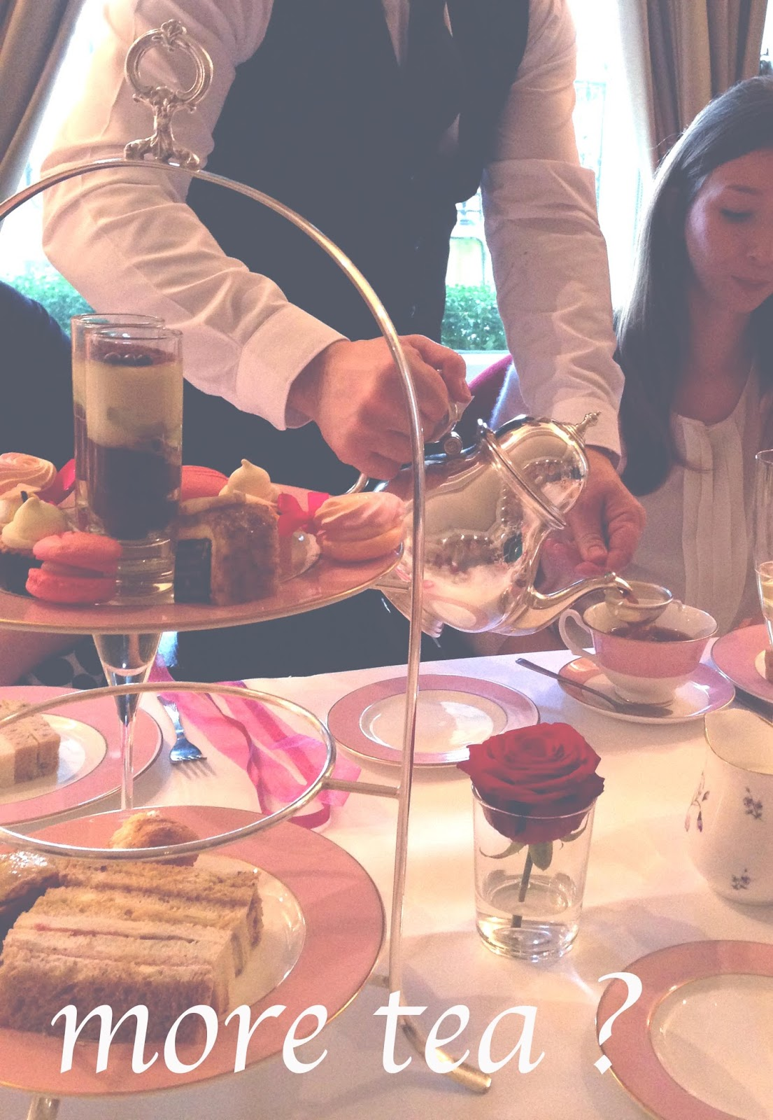 The Royal Horseguards Hotel Afternoon Tea GF meg-made