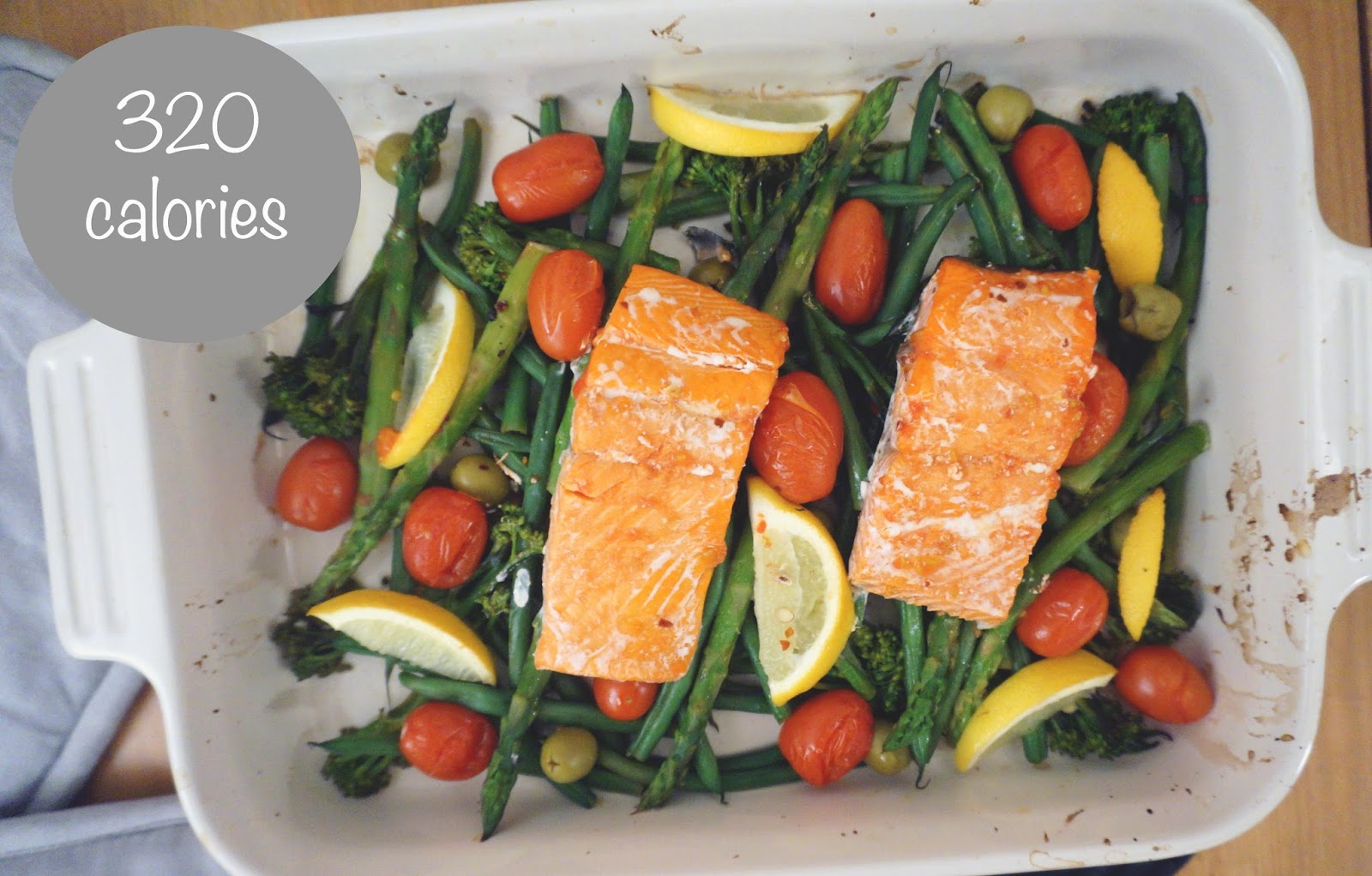 meg-made: Fast Diet recipes O'Kelly Salmon