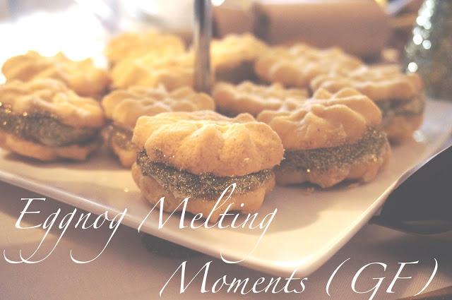 meg-made: Gluten Free Eggnog Melting Moments