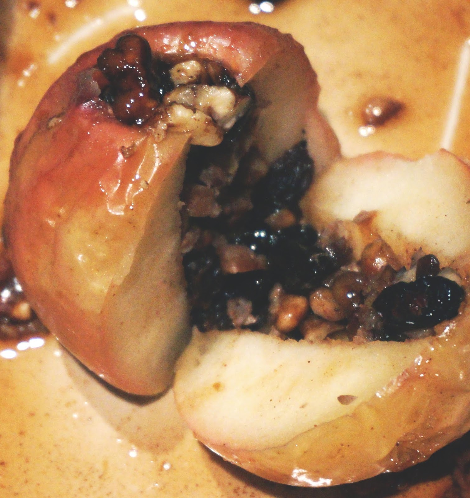 meg-made: Its All Good: Favourite Baked Apples