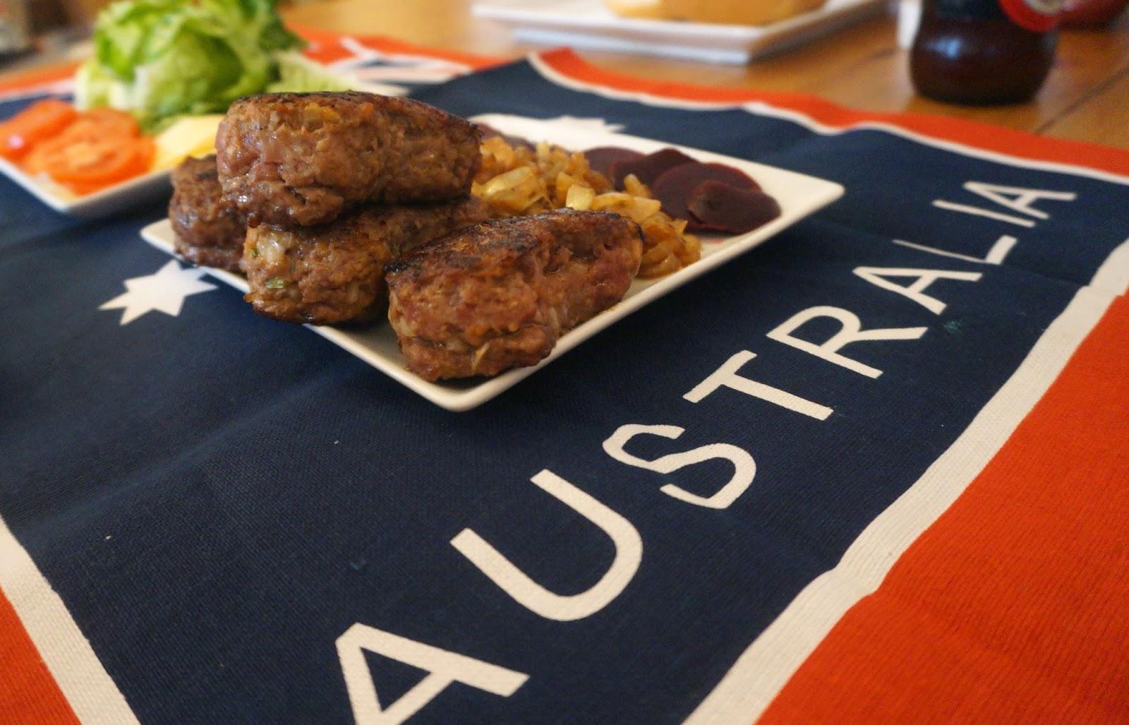 meg-made: Australia Day 2014 Lambassadors
