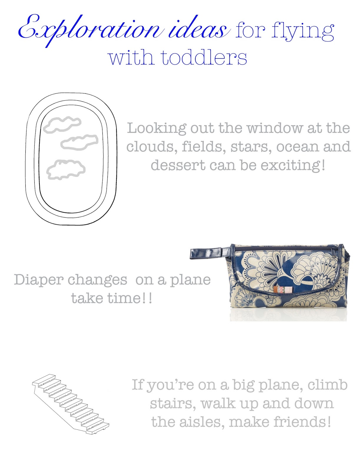 meg-made Golden exploration ideas for flying with toddlers