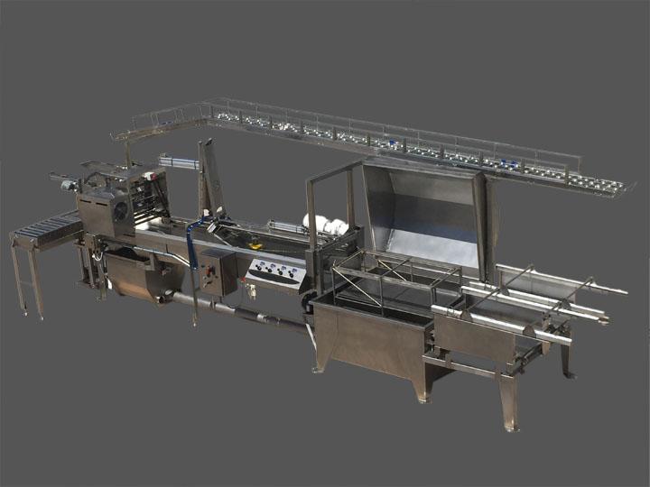 cowen 60 frame air honey extractor