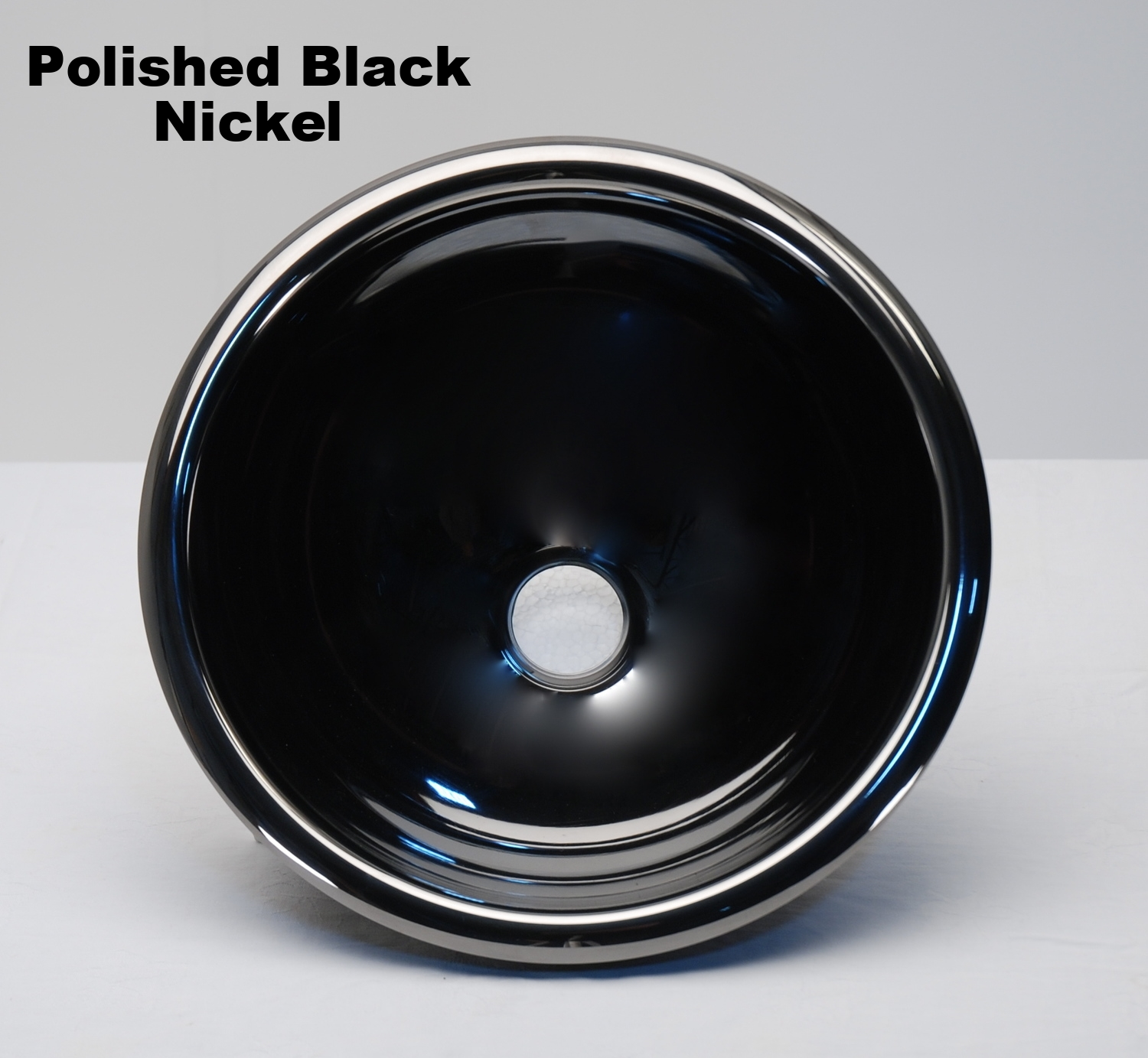 Polished Black Nickel