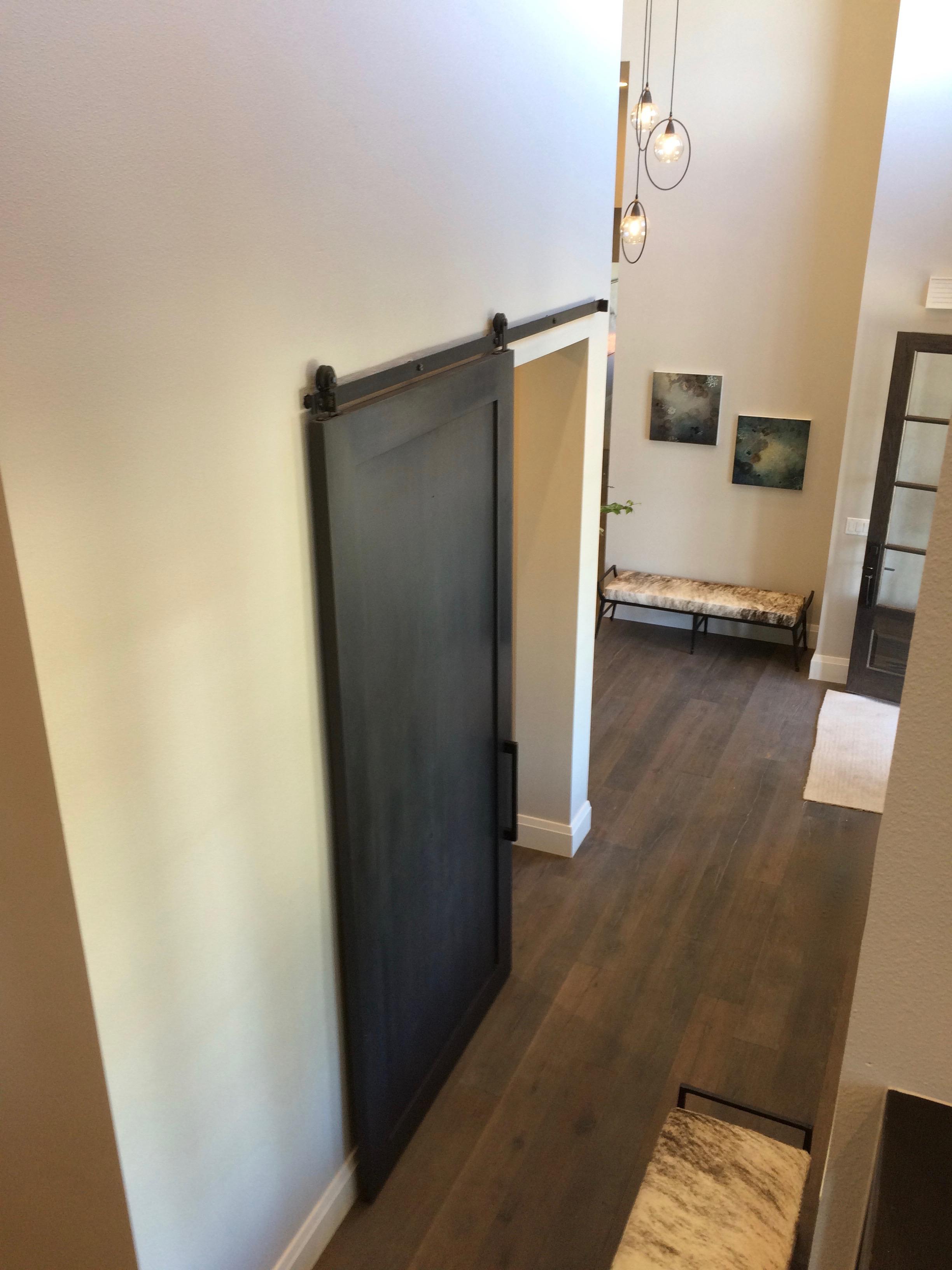 Sliding Door #2 (view from bonus room)