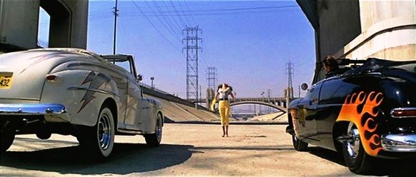 """Movie still from """"Grease."""" Credit: William Anthony/ Wikipedia"""
