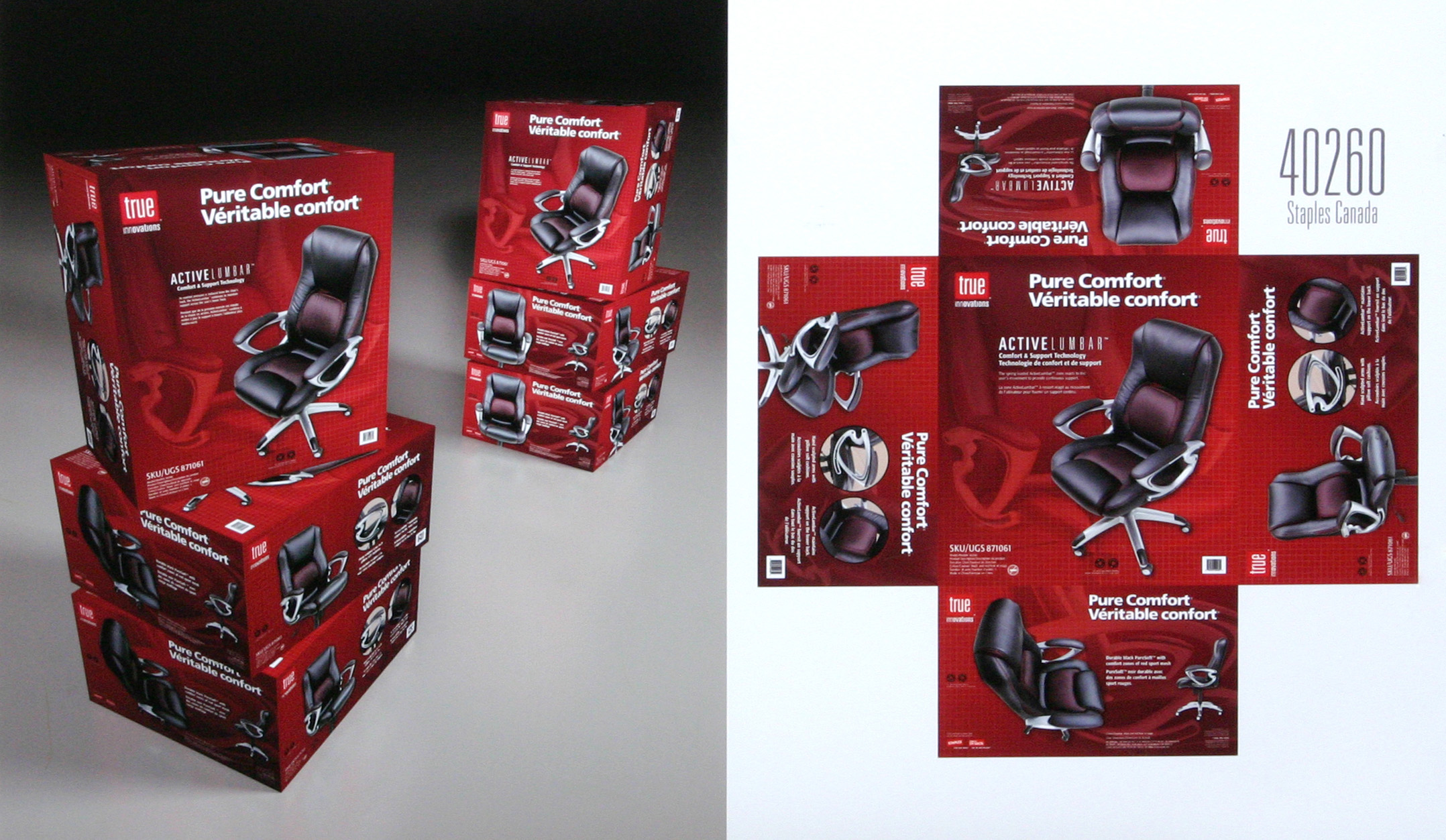 Staples Canada Packaging