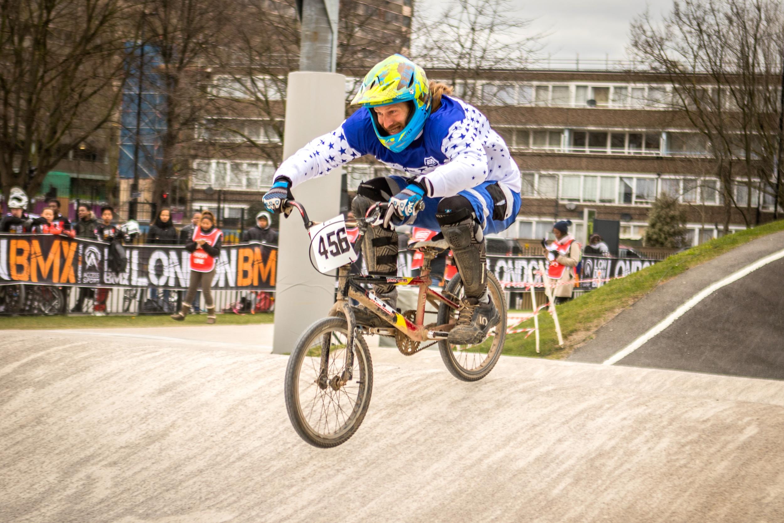 GREGORY EPPS, 250LONDON BMX Series 2016, Peckham