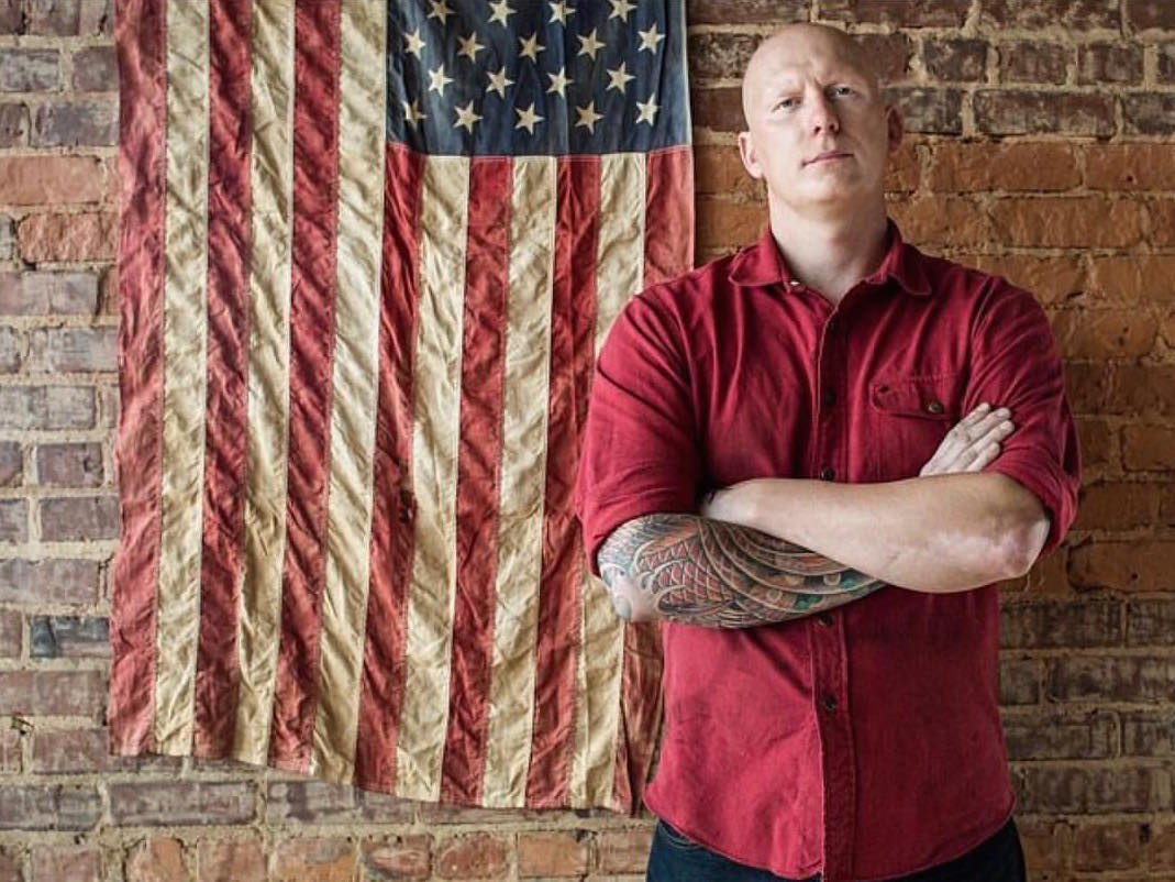 America is home for Adam Sheard