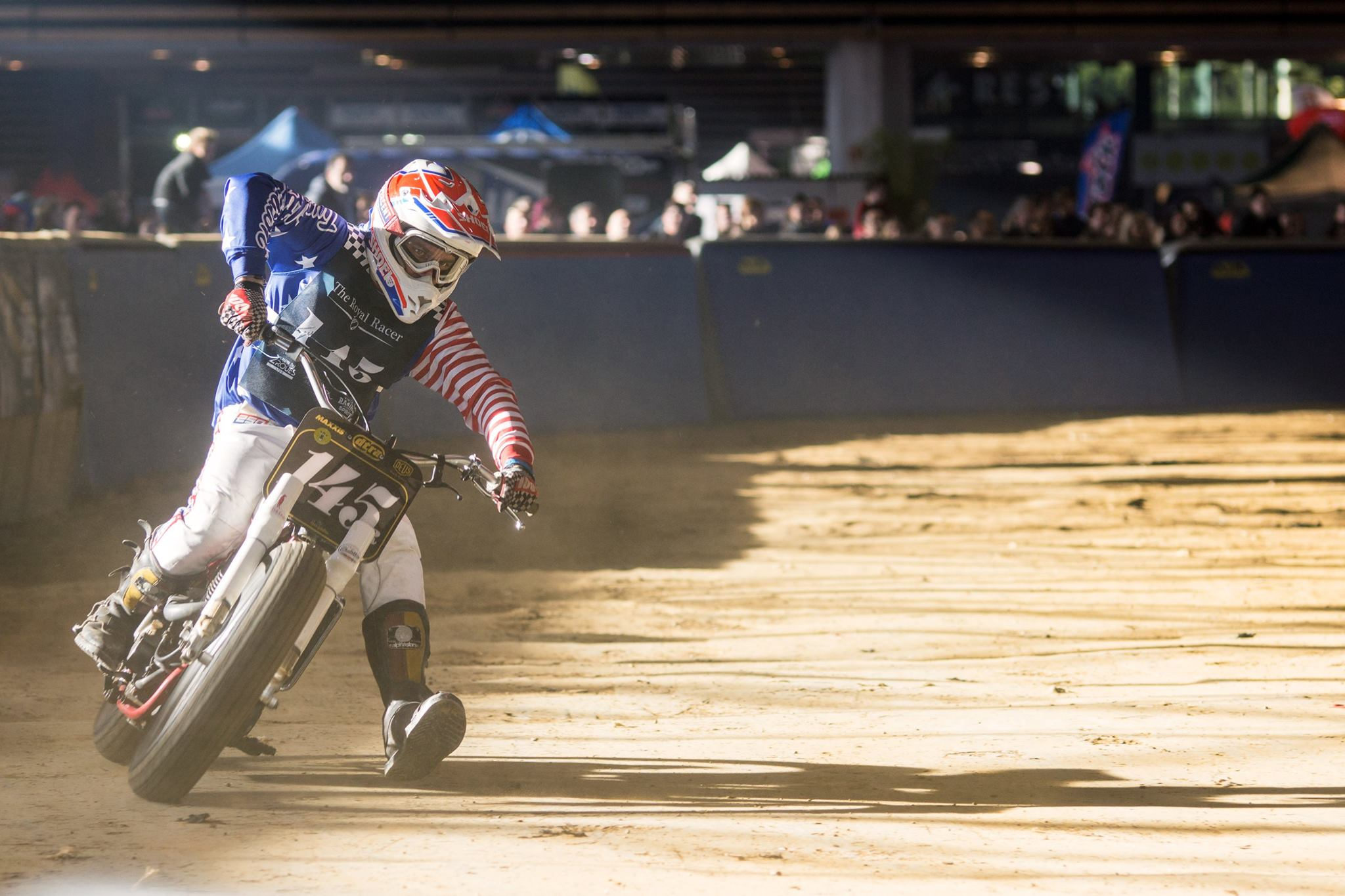 Ripping up the track...  Image by   Nicolas Serre Photographie