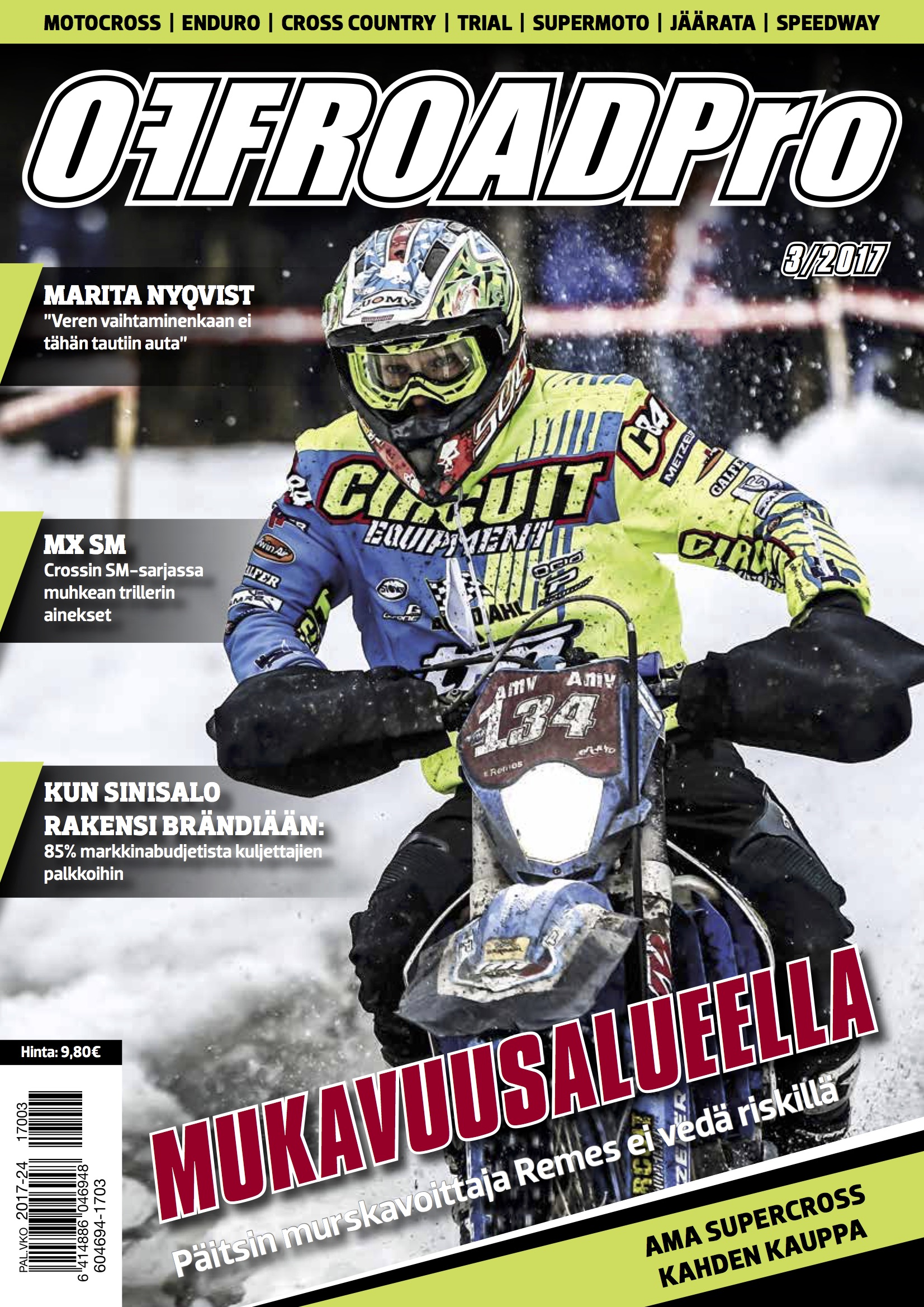The March 17 Cover