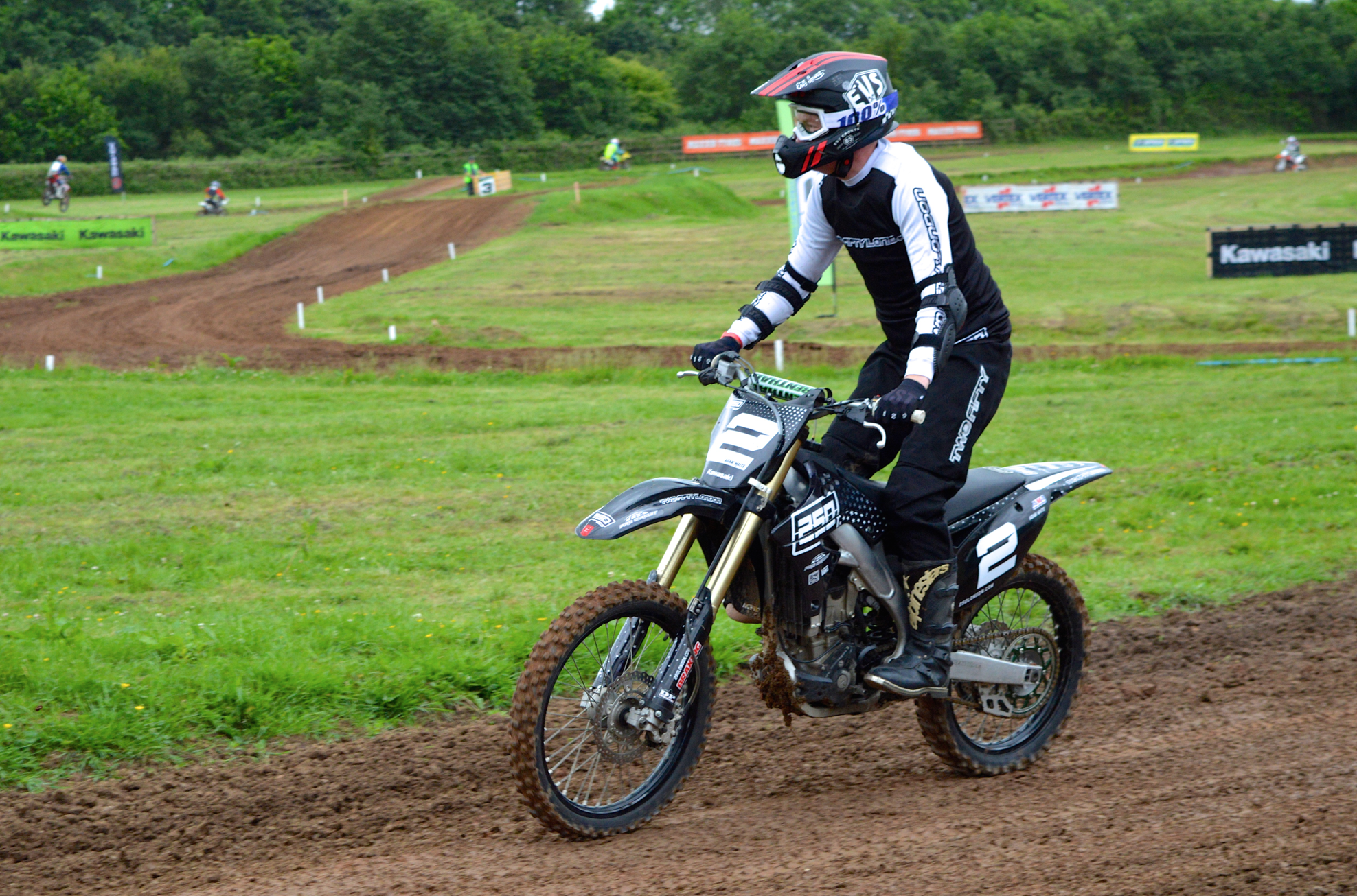 Mr 250LONDON, Adam Waite, swapping cobwebs for dirt!