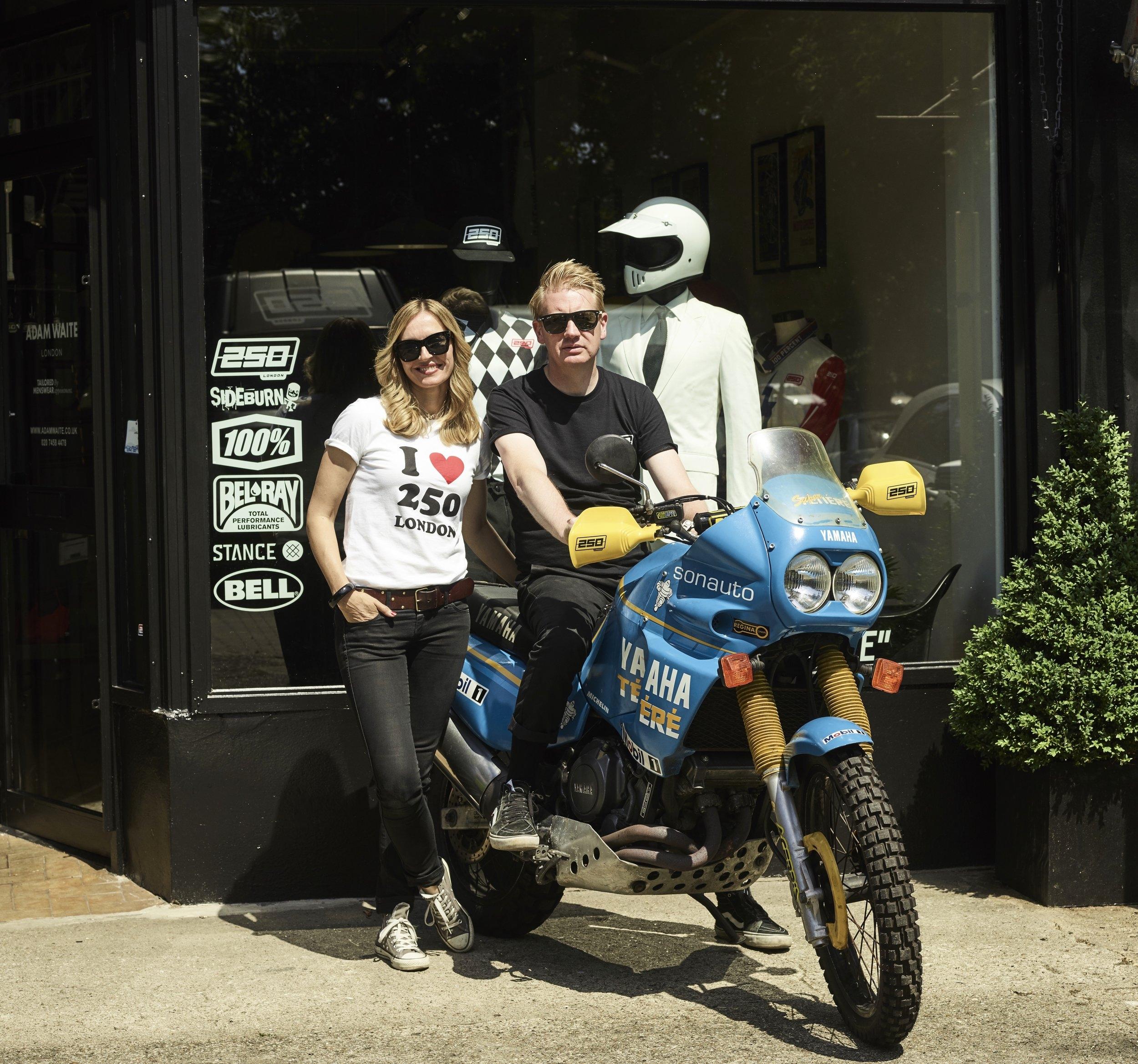Jennifer Johnston + Adam Waite