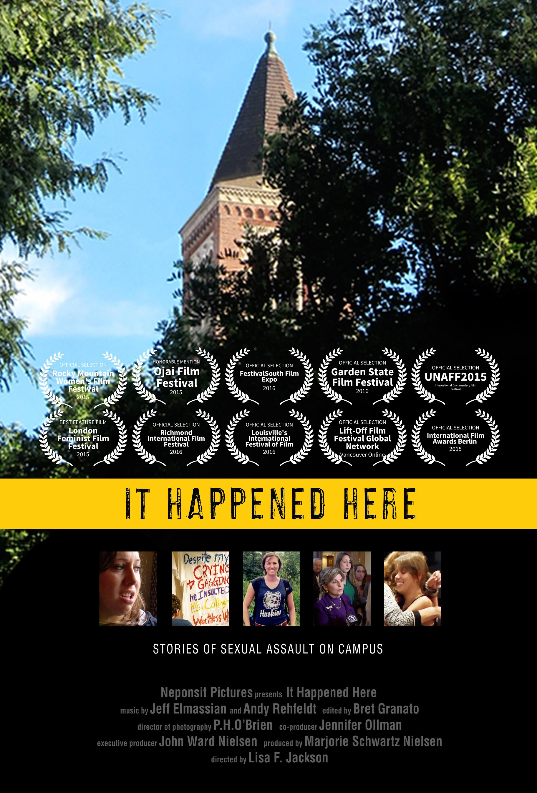 It Happened Here now on KCET