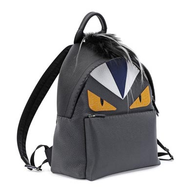At $5,000, this Fendi backpack makes monsters look luxe.