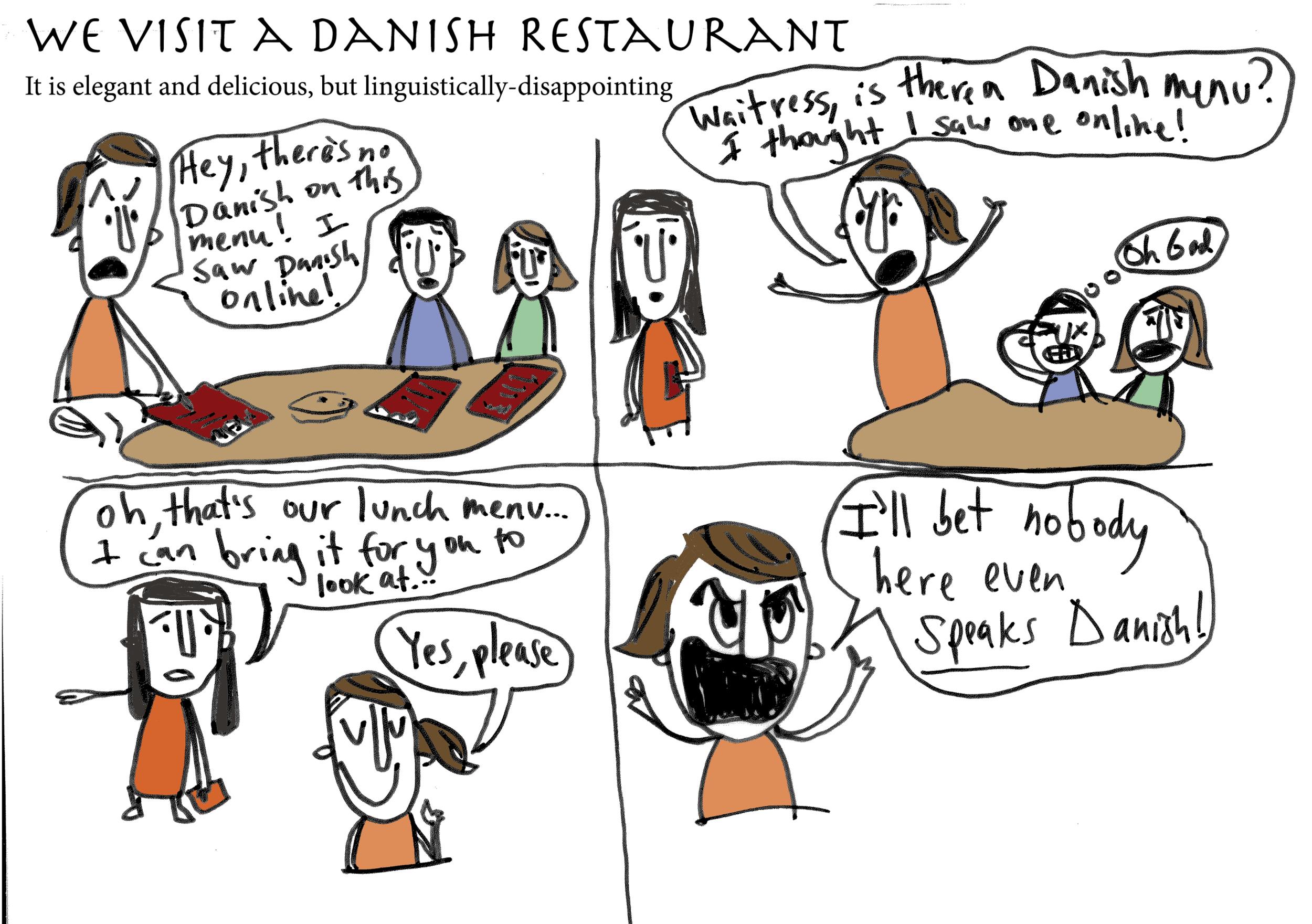 Danish Restaurant in AK