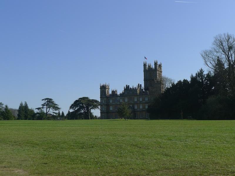 Highclere Castle, England