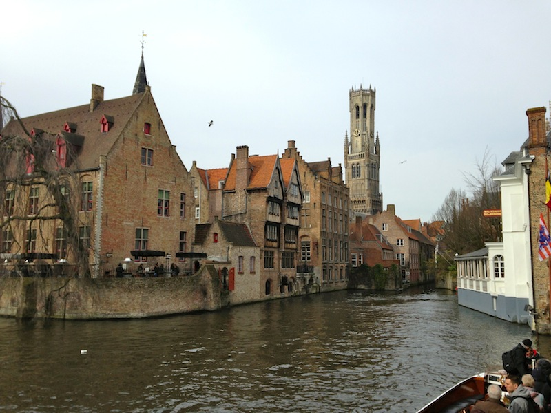 Bruges, Belgium - like Disneyland, but still cute
