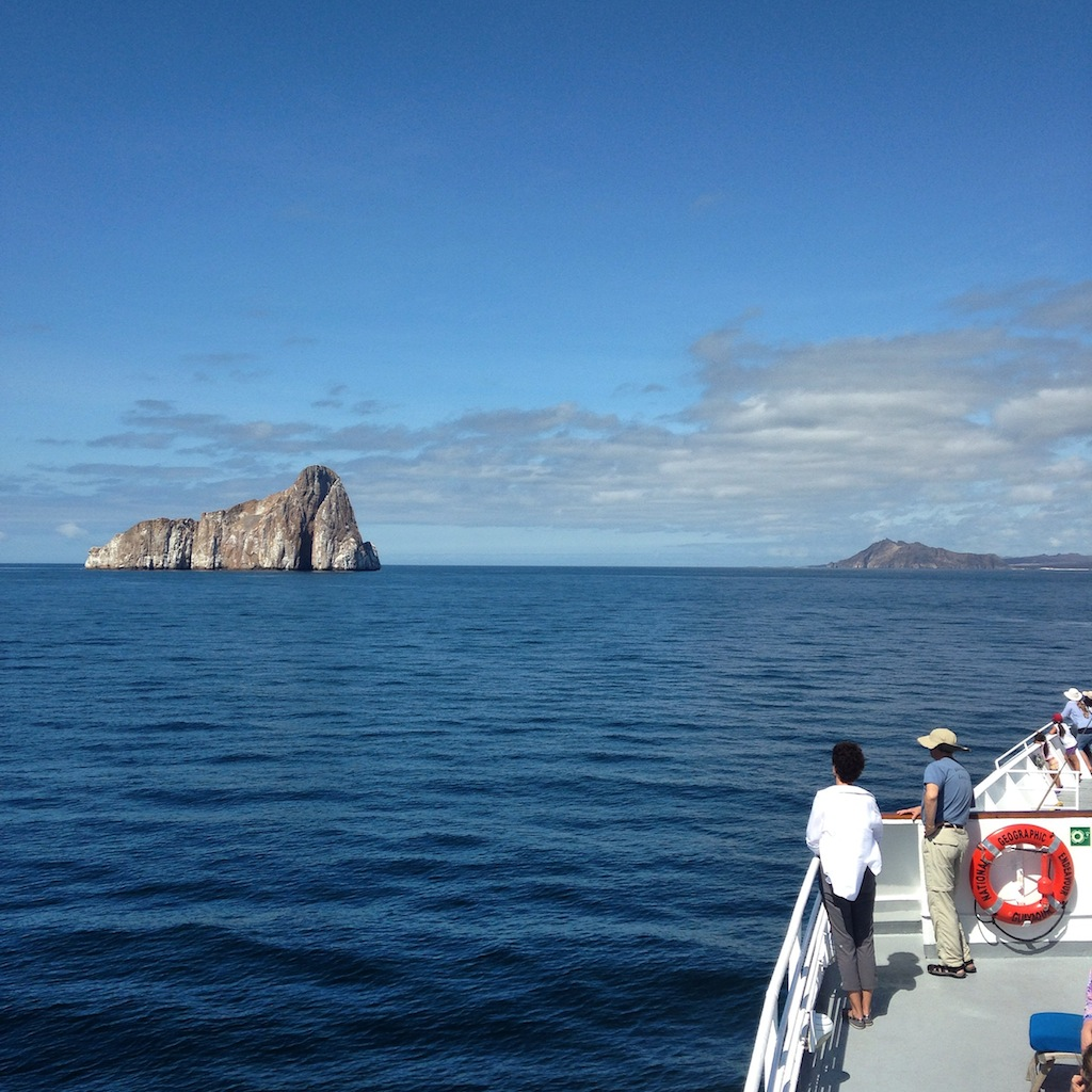 National Geographic Expedition to the Galapagos Islands