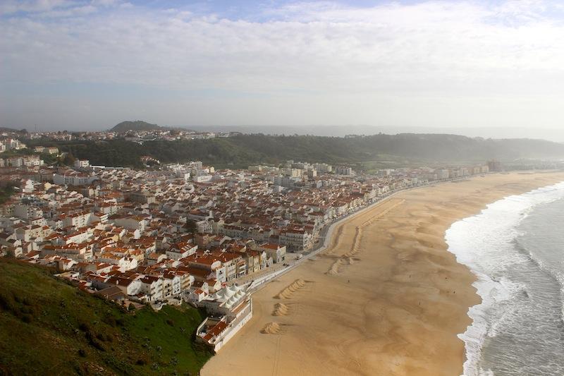 Nazaré , Portugal
