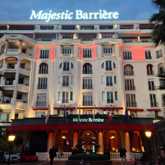 ILTM Cannes - Hotel Majestic Barriere