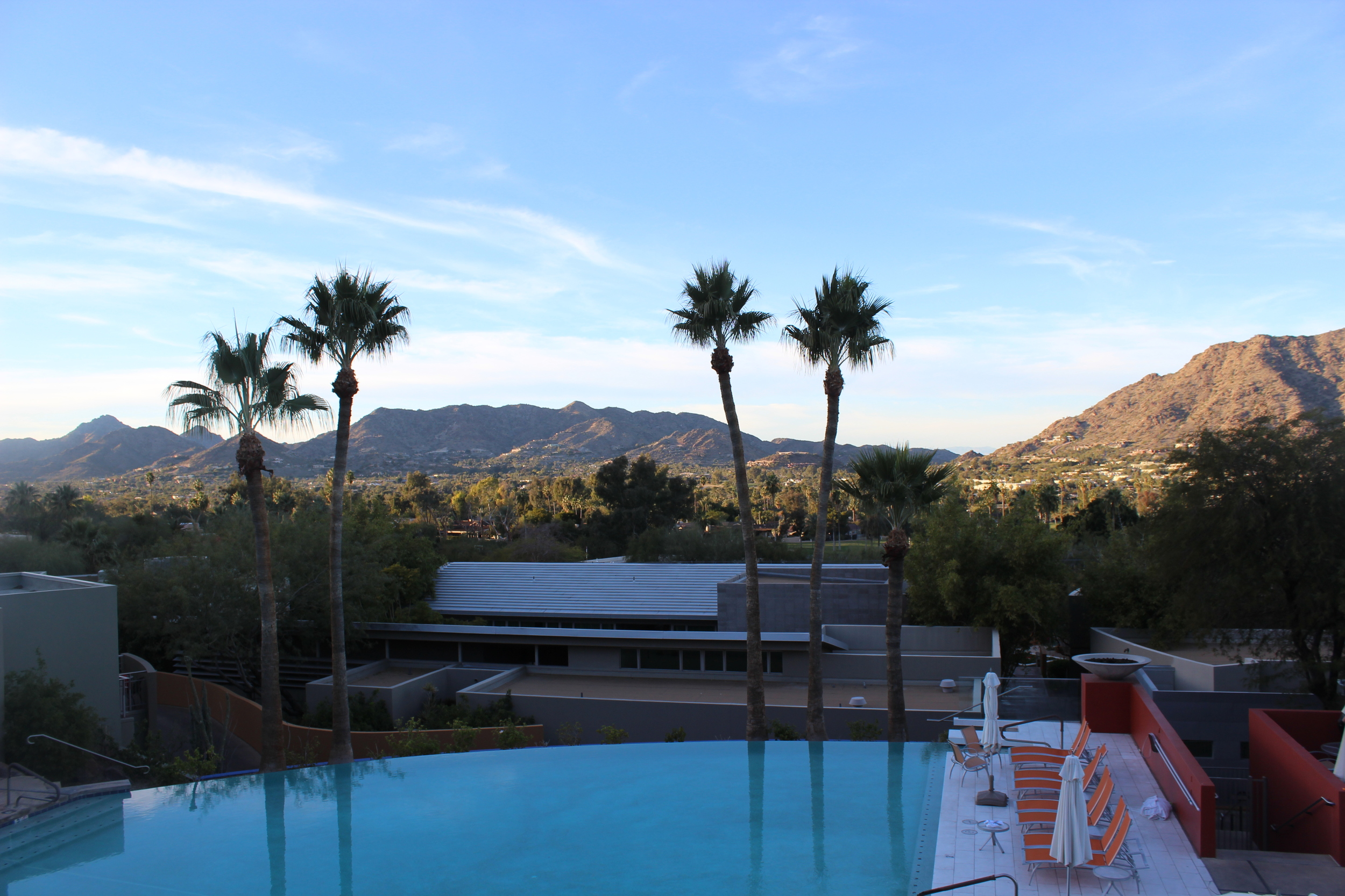 Beautiful hometown: Scottsdale, Arizona