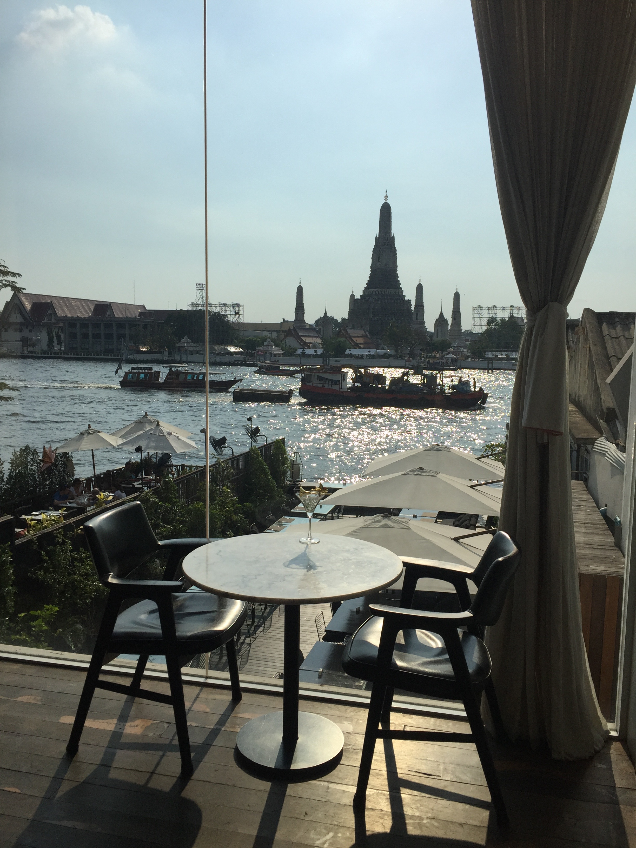 Perfect lunch stop - Sala Rattanakosin