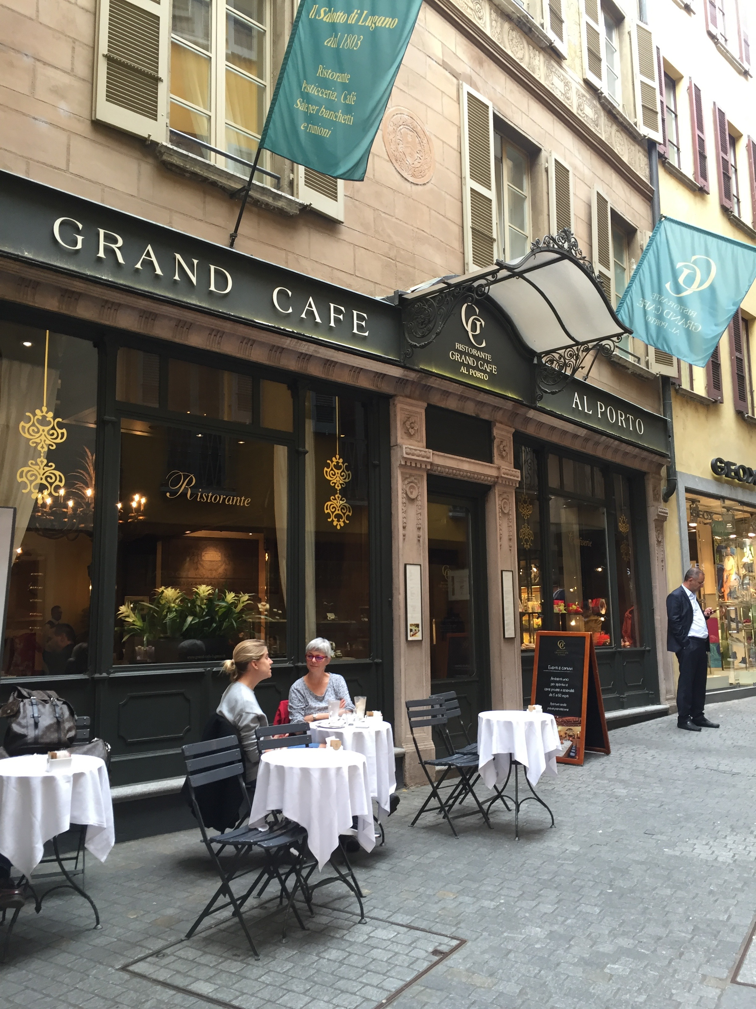 Grand Cafe al Porto