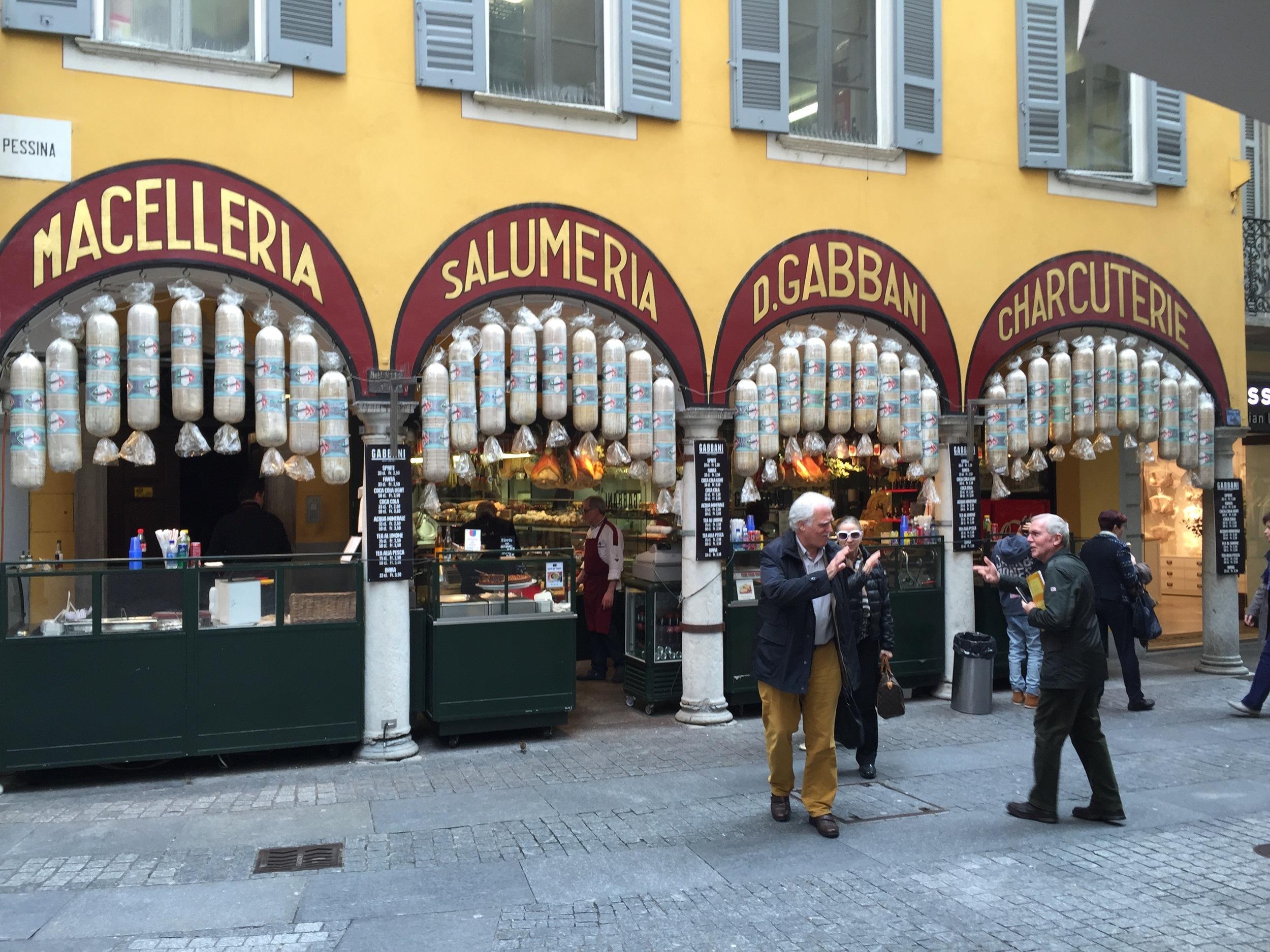 Gabbani market
