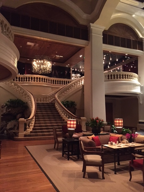 A great place to stay in Bangkok - the Grand Hyatt Erawan