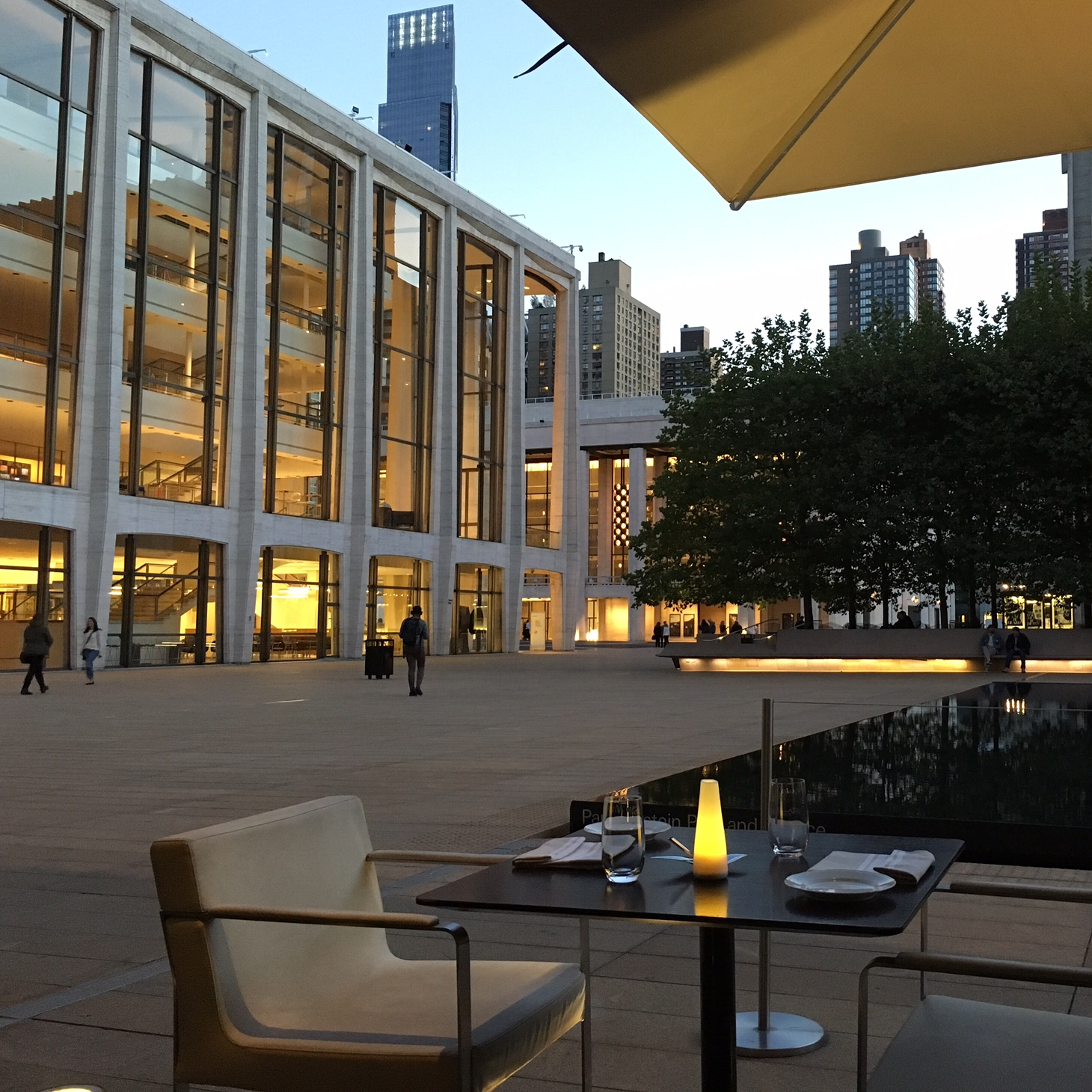 Ballet at Lincoln Center