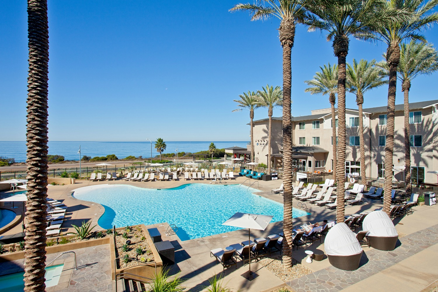 Hilton, Carlsbad - Outdoor Pool