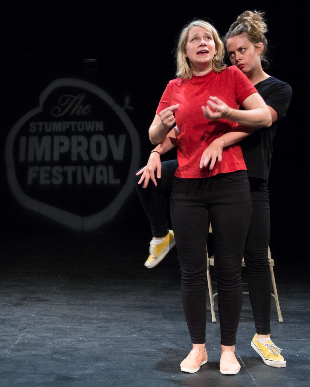 Bloody Marys / Stumptown Improv Fest 2017