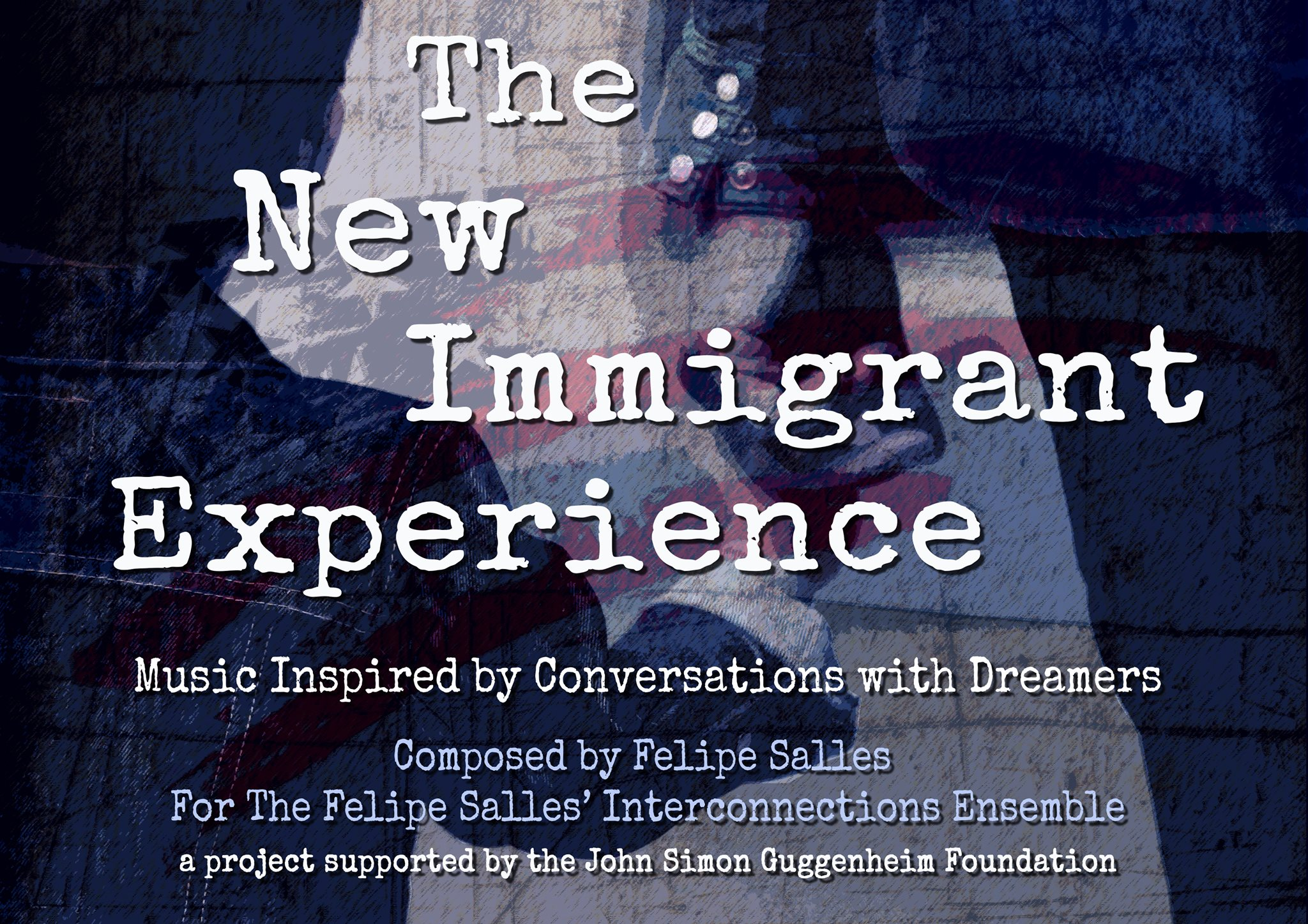 Felipe Salles' Interconnections Ensemble: The New Immigrant Experience - Coming 2020 | assistant producer