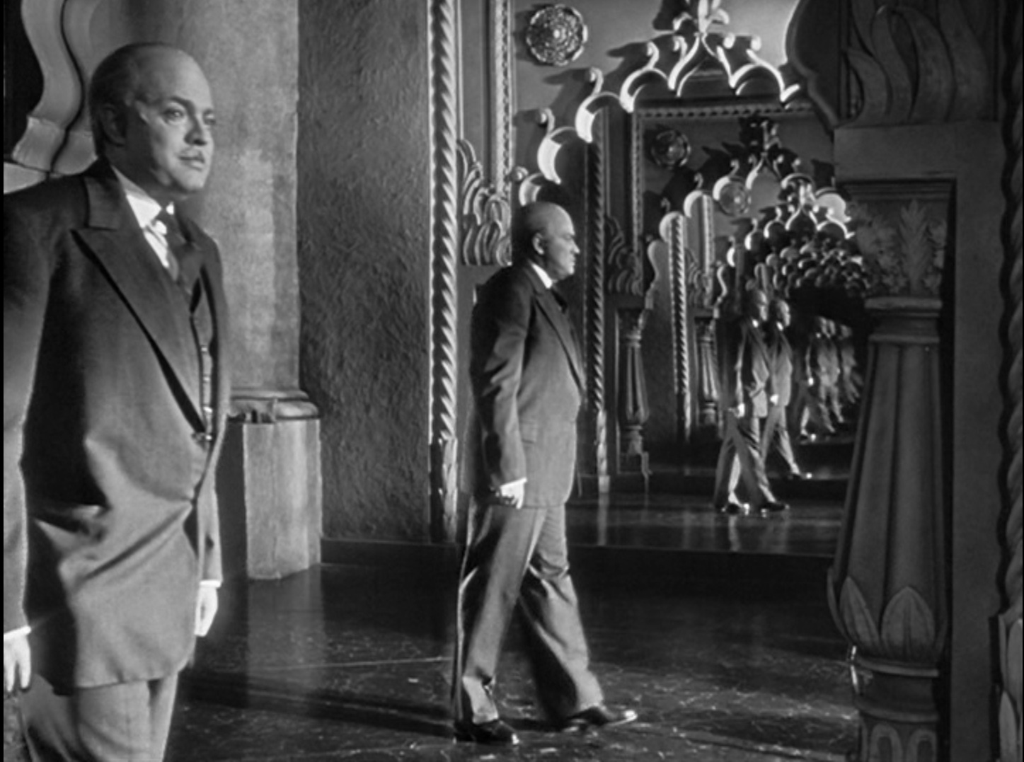 Citizen Kane . Man or myth?