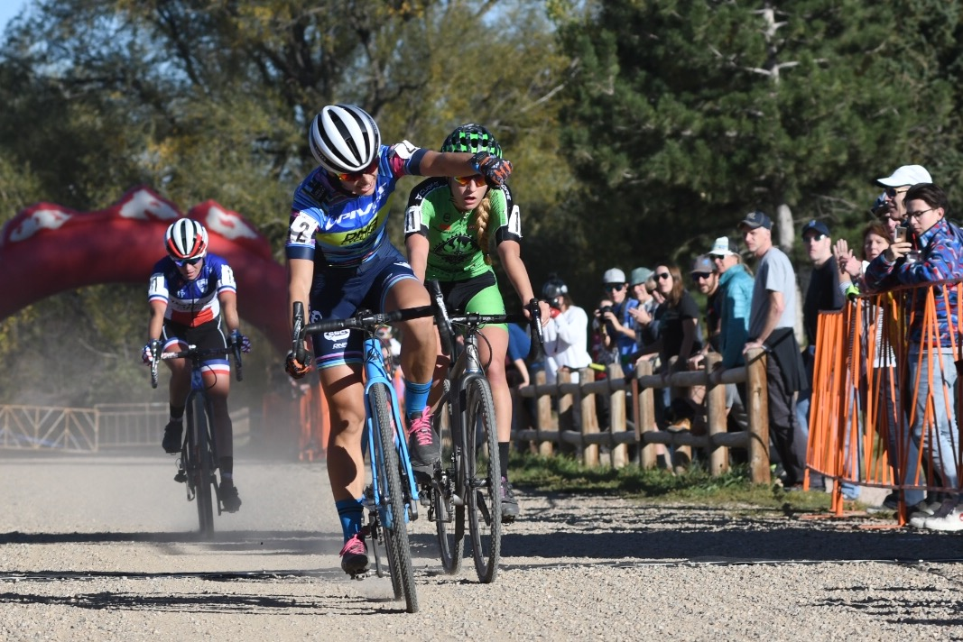 Winning Day #2 at Boulder Photo Credit: Ethan Glading