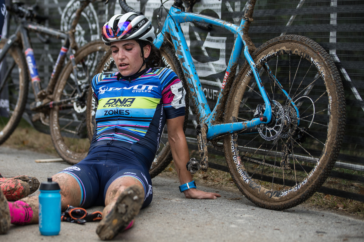 Velonews - Courtenay talks about her hip surgery and rehab with Velonews.