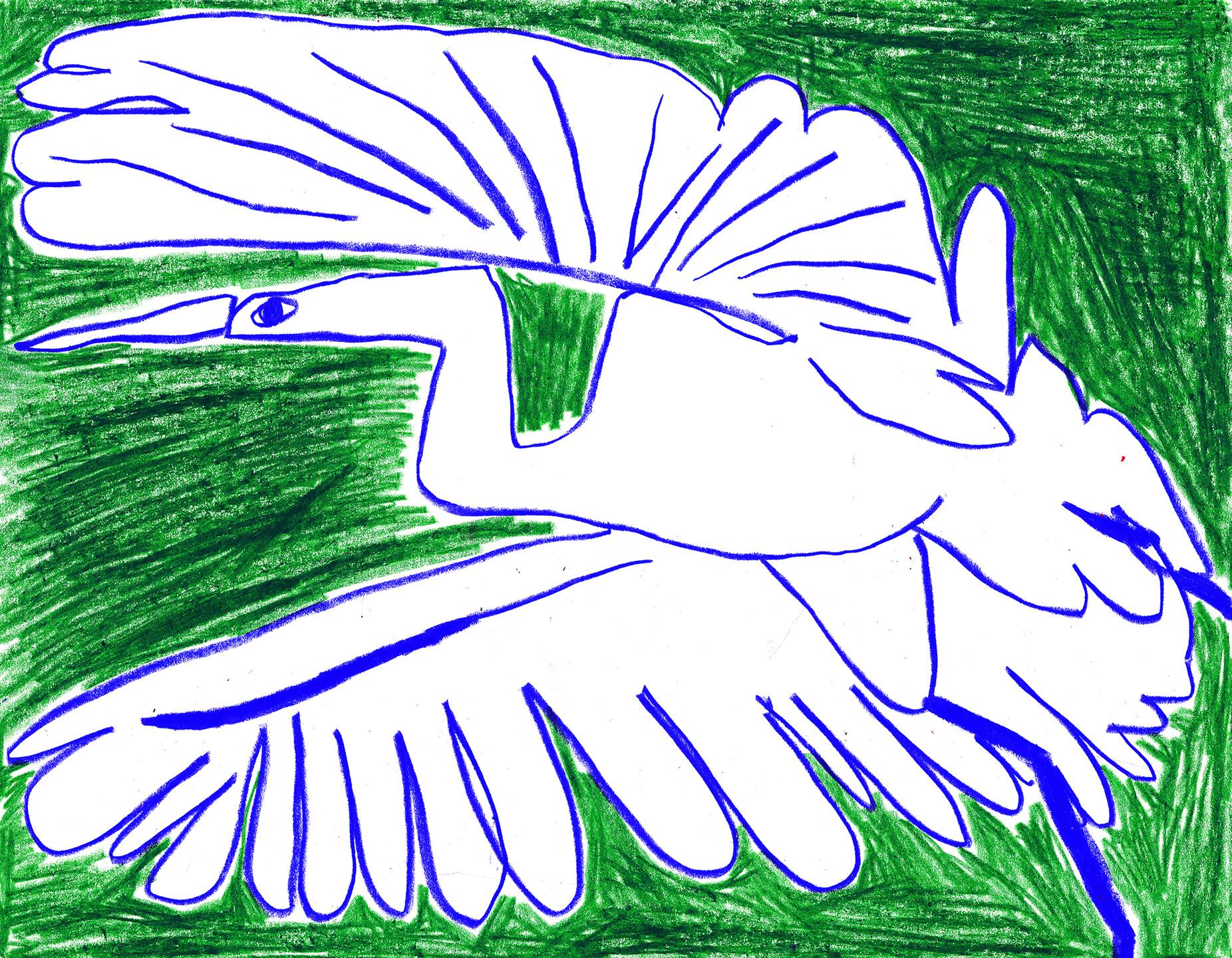 Soda crane