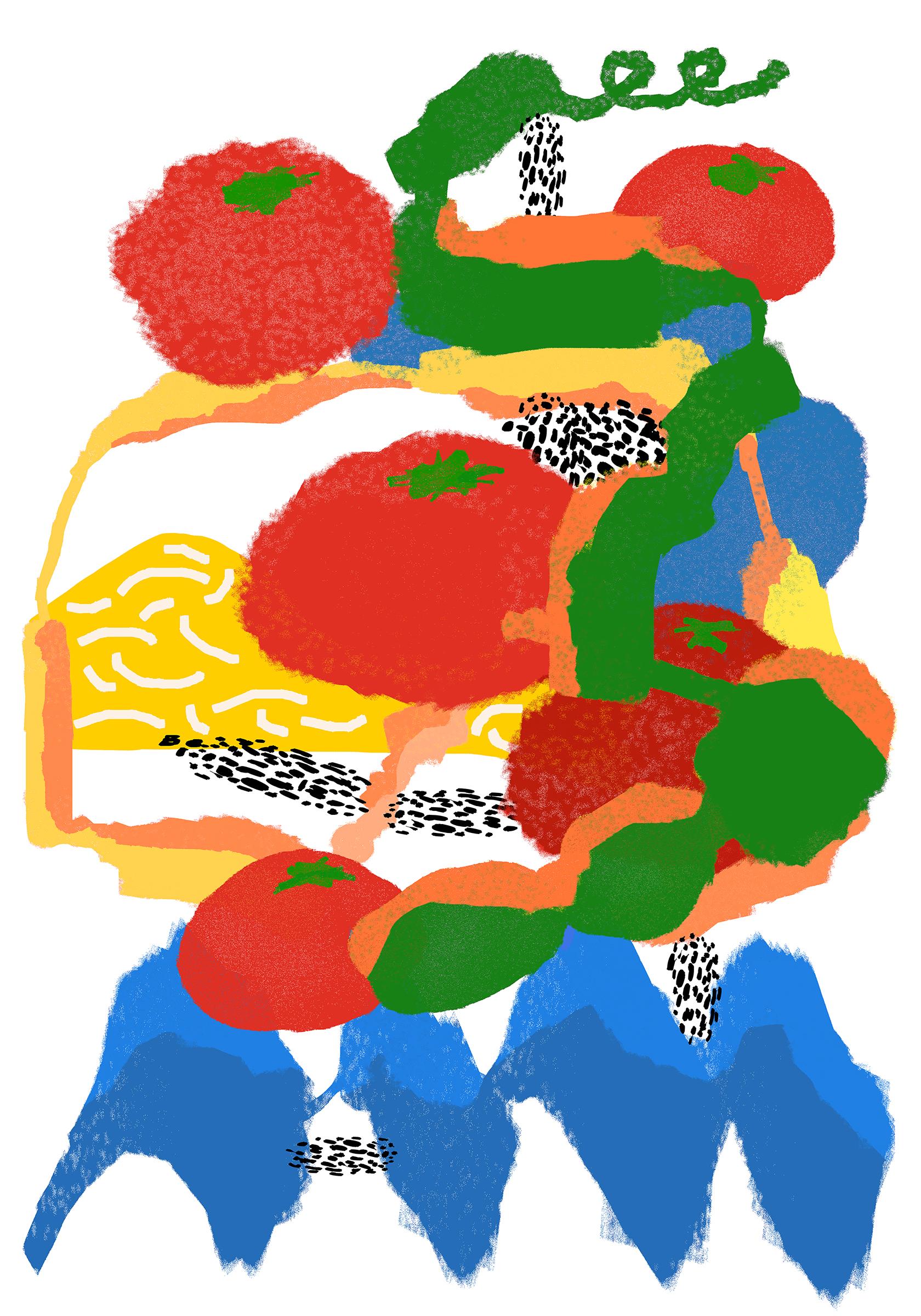 Season of Tomato 2019