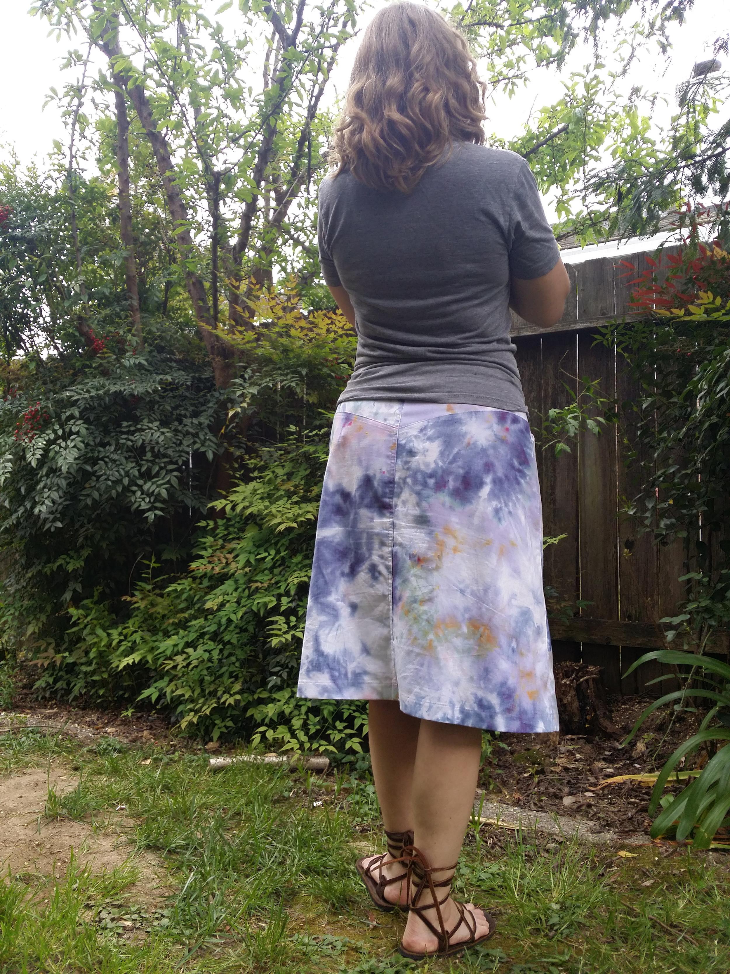 evan skirt back
