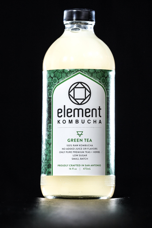 Element Kombucha Green Tea
